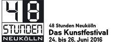 SATT! Das 18. Kunstfestival 48 STUNDEN NEUKÖLLN, 24.-26.06.2016