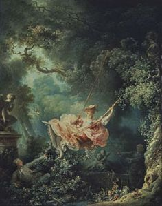 Fragonard, The Swing, 1767 - The Wallace Collection