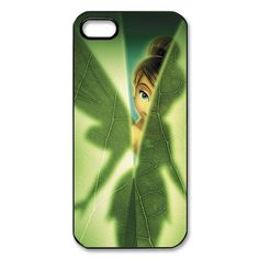 Disney Cartoon Tinker Bell Apple iPhone 5 Case Hard Plastic iPhone 5 Fitted Case