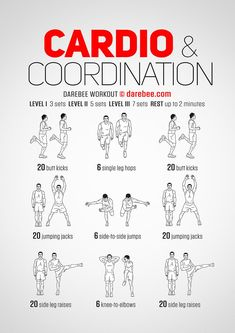 HIIT It Hard - Burning Fat, Building Muscle, And Getting In Great Shape - Fitness Cardio/Stretching - Cardio Workout At Home, Gym Workout Tips, At Home Workouts, Mma Workout, Cardio Workouts, Kickboxing Workout, Aerobics Workout, Mens Fitness Workouts, Boxing Workout With Bag