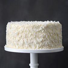 Coconut Cake: King Arthur Flour