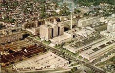 The National Cash Registry Company Dayton Ohio