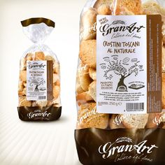"""L'Albero del Pane - salty snacks inspired by the Tuscan bread"