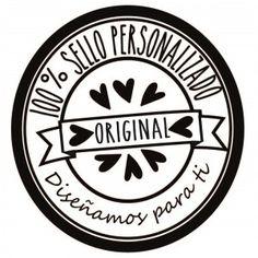 sello diseño grafico personalizado