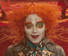 Johnny Depp The Mad Hatter