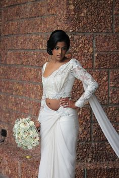 Best ideas about kandyan bridals lankan hair and for Sri lankan wedding dress