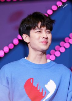 the sweetest, funniest, caring, charming, hard working yunhyeong who deserves nothing less than best