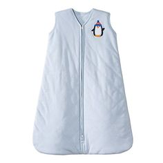 Great for winter babies where they are too young to sleep safely with a blanket.   HALO SleepSack Winter Weight Halo
