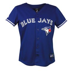 Purchase Women's Replica Alternate Jersey by Majestic from Toronto Blue Jays. Baseball Quotes, Baseball Mom, Baseball Jerseys, Sports Jerseys, Jersey Outfit, Toronto Blue Jays, Go Blue, Sport Outfits, My Style