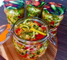 Healthy Life, Healthy Eating, Vegan Recipes, Cooking Recipes, Coleslaw, Kitchen Recipes, Guacamole, Cucumber, Salads