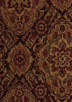 Upholstery Fabrics - Paisley - Classic 5169 By Barrow/Merrimac Fabrics