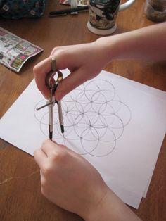 Sacred Geometry Main Lesson
