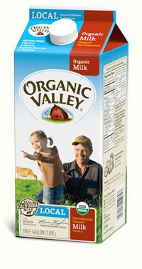 McClelland Dairy is proud to be a farmer member of Organic Valley Cooperative!
