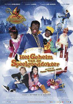 De Club van Sinterklaas & Het Geheim van de Speelgoeddokter (2012)