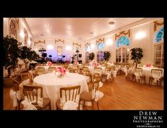 The Wimbish House is a versatile venue that's suitable for virtually any event.