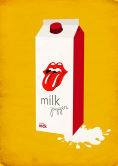 Milk Jagger by André Fidusi.