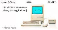 Se il Macintosh venisse rifatto nel 2015 (video)