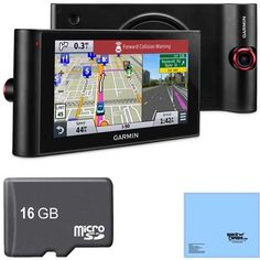Garmin nuviCam LMTHD 6″ GPS Navigation System with Built-in Dashcam, Maps & HD Traffic (010-01378-01) Bundle with 16GB Micro SD Card, and Beachcamera Cleaning CLoth  http://www.discountbazaaronline.com/2015/08/21/garmin-nuvicam-lmthd-6-gps-navigation-system-with-built-in-dashcam-maps-hd-traffic-010-01378-01-bundle-with-16gb-micro-sd-card-and-beachcamera-cleaning-cloth/