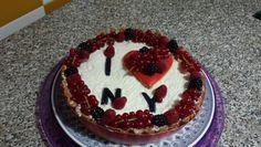 Compleanno Marty. Che Cake ai frutti di bosco