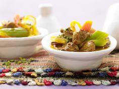 Rezept: Arabischer Hähnchentopf