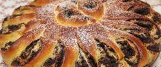 Recept Kynutý makový květ Onion Rings, Nutella, Ethnic Recipes, Food, Essen, Meals, Yemek, Onion Strings, Eten