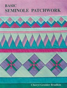 Discover the simplicity and beauty of Seminole patchwork. A perfect how-to guide, this book offers detailed instructions coupled with illustrated directions for over fifty-five Seminole designs.  read more at Kobo.