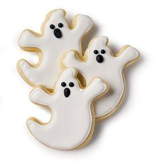 Ghost Cookies | SouthernLiving.com