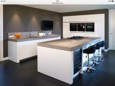 Keuken opstelling