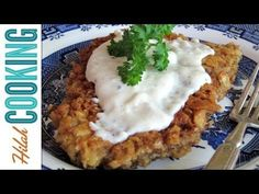The Best Chicken Fried Steak In The Galaxy - Hilah Cooking