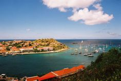 The beautiful St. Barth's Harbour, photo courtesy of Kevin Gaddy from Flicker