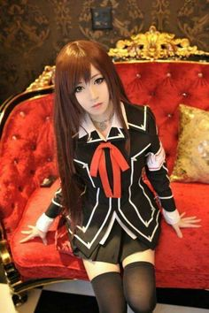 cosplay, vampire knight, and anime imageの画像