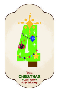 Disney by vonda on pinterest walt disney disney and for Make your own christmas countdown calendar