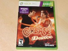 #Grease #dance xbox 360 (kinect required) ntsc #region free **free uk post**,  View more on the LINK: 	http://www.zeppy.io/product/gb/2/292011010282/