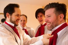 Red was the dapper theme at this festive and fun wedding. Enjoy the blog here: http://www.thebowdonrooms.co.uk/all-i-want-for-christmas/