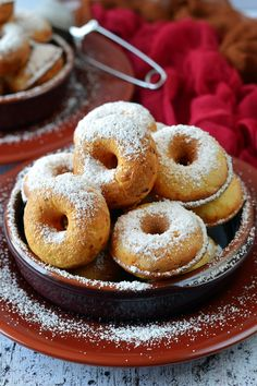 Gnocchi, Bagel, Doughnut, Donuts, Clean Eating, Food And Drink, Sweets, Bread, Desserts