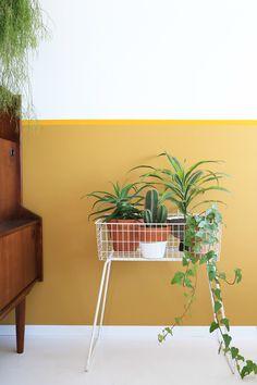 Soportes para plantas | La Bici Azul: Blog de decoración, tendencias, DIY, recetas y arte
