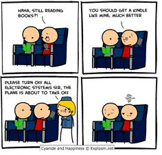 Cyanide and Happiness, happen all the time