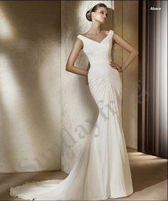 off the shoulder wedding dresses - Google Search