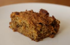 mamacook: Carrot Cake for babies and toddlers