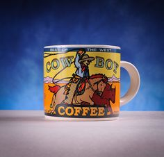 Westwood Yesteryear Best of the West Cowboy Coffee