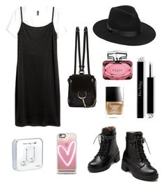 #53 by millioneyes on Polyvore featuring polyvore fashion style Chloé Lack of Color Casetify Gucci Butter London clothing