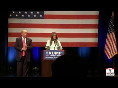 Full Event: Donald Trump HUGE Rally in Milwaukee, WI w/ Melania (4-4-16)