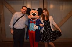 Day 23 of #100HappyDays - 2/15 - Meeting Mickey Mouse!