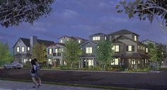 Offering attached and detached homes with a long list of must-have luxuries.