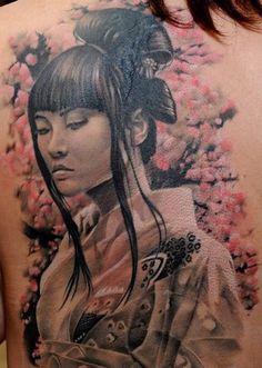 Inspired Popular Asian Tattoos http://www.orianatattoo.com/