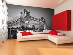 london mural wallpaper - Google претрага
