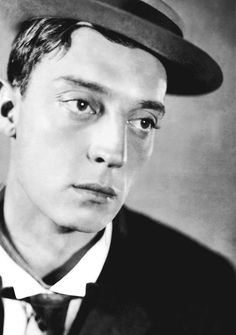One of the great faces: Buster Keaton, 1920s