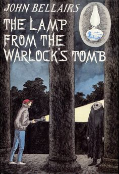 Edward Gorey illustrates John Bellairs
