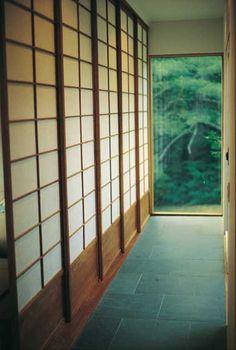 Cherry Tree Design Room Dividers | Sliding Shoji 6
