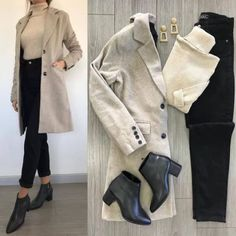 Womens Clothes Tops Online, Womens Clothes Shops Online some Women's Clothing Stores Rotorua because Women's African Clothing Near Me the Women's Clothes Going Out Girls Fashion Clothes, Winter Fashion Outfits, Fall Outfits, Clothes For Women, Cute Casual Outfits, Stylish Outfits, Formal Outfits, Look Blazer, Womens Clothing Stores